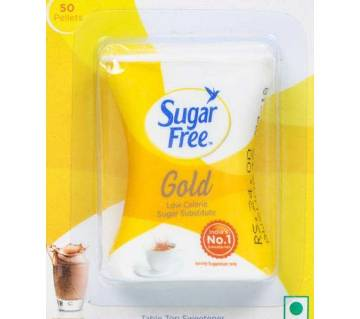 Sugar Free Gold Sweetener 50 Tablets-India