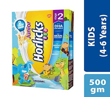 Junior Horlicks Original Flavour Stage-2 500g.