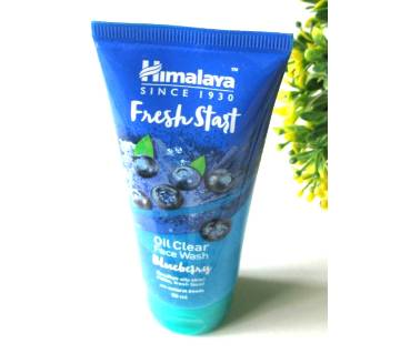 Fresh Start Oil Clear Blueberry Face Wash 100ml (India)