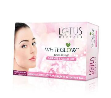 LOTUS White Glow Herbals Fairness Facial Kit  40g (India)