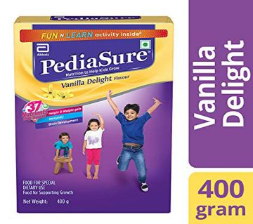 PediaSure Health & Nutrition Drink Powder for Kids Growth - 400g - India
