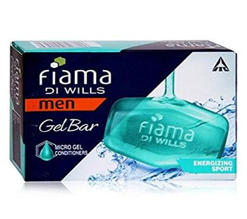 Fiama Men Gel Bar 125g - India