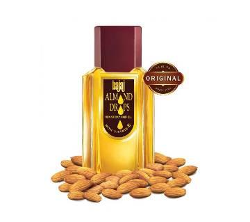 Bajaj Almond Hair Oil 200ml-India
