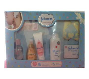 Johnsons Baby Care Collection - India