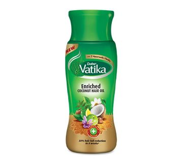 Dabur Vatika Enriched Coconut Hair Oil 300ml (India).