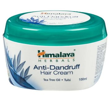 Himalaya Anti-Dandruff Hair Cream 100ml (India).