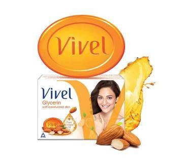 Vivel Glycerin Soap 100g - India