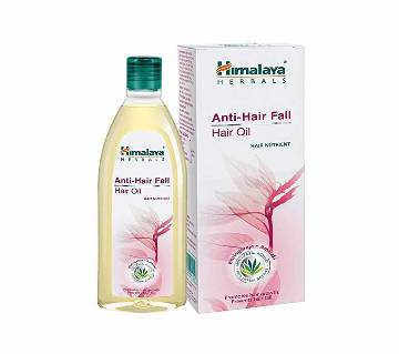 Himalaya anti hair fall hair oil - 200ml -India