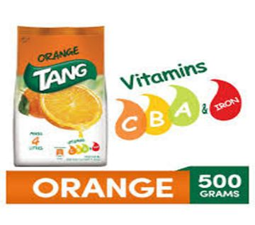 ORIGINAL INDIAN TANG ORANGE 500g (India).