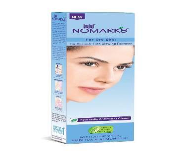 Bajaj No Marks Ayurvedic Cream 25g  - India