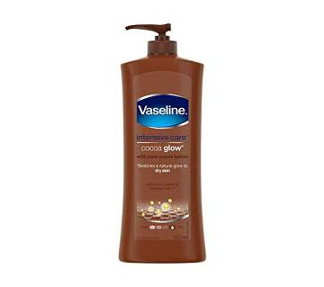 Vaseline Intensive Care Cocoa Glow Body Lotion 400ml - India