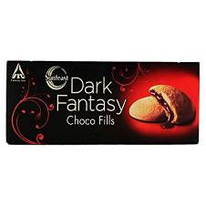 Sunfeast Dark Fantasy Choco Fills, 75gm - India - 2 piece