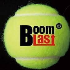 Boom Blast Tape টেনিস বল (কপি) - ৩ পিস
