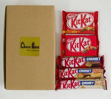 Choco Boss Kitkat চকোলেট বক্স UK
