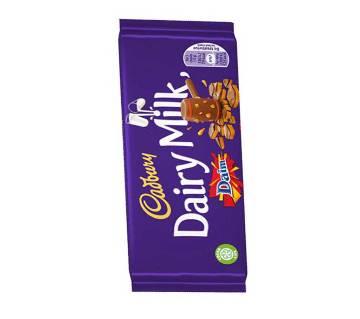 ক্যাডবেরি Dairy Milk Daim চকলেট বার 120g UK