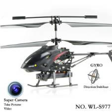 CamStryker Spy Electric RC হেলিকপ্টার GYRO 3.5CH Camera