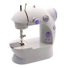 4 In 1 Electric Sewing Machine with Paddle - White