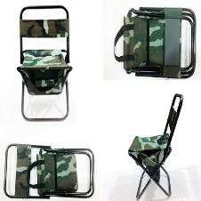 Portable Folding Pocket Chair - Small