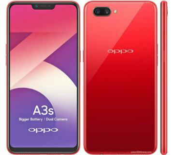 glass cover for Oppo A3S