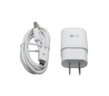 LG Fast charger