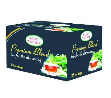 Shaw Wallace Premium Blend 25 Tea Bags
