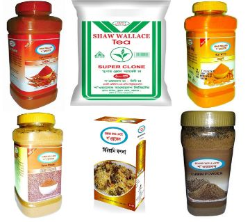 Shaw wallace masala and tea combo masik package