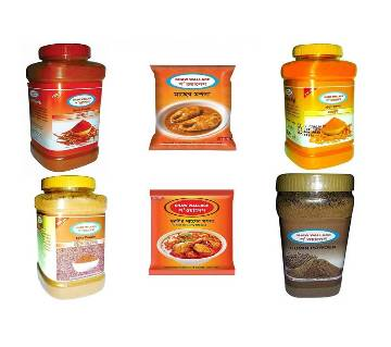 Shaw wallace masala monthly package combo