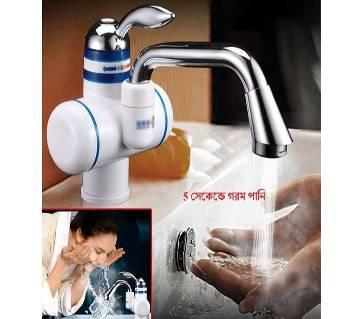 hot water tab
