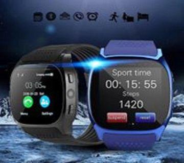 T8 Smart Watch-Sim Sapotred