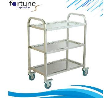 Food Serving Trolley for hotel use