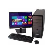 Desktop computer package