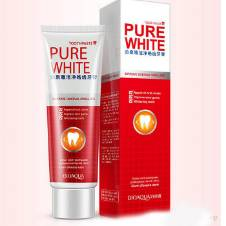 pure white toothpaste 120ml Chinese