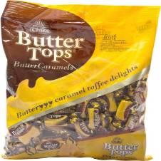 Chiko Butter Tops Caramels 350g OMAN