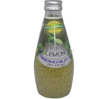 Jazz Basil Seed Drink 290ml Thailand
