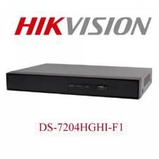 HIKVISION DS-7204HGHI-F1 4CH HD TVI DVR