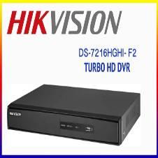 HIKVISION DS-7216HGHI-F2 16CH টার্বো HD DVR বাংলাদেশ - 8170951