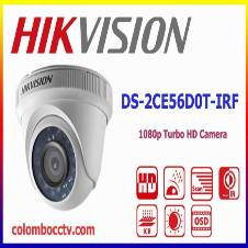 HIKVISION DS-2CE56D0T-IRF 2MP DOME CAMERA