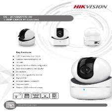 HIKVISION 1MP PTZ Camera