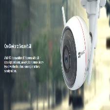 Hikvision 2MP Outdoor Wi-Fi Camera