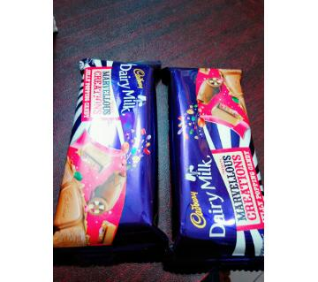 Dairy milk Marvellous - 75gm - India