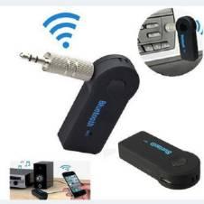 3.5mm USB ব্লুটুথ অডিও রিসিভার - ব্ল্যাক