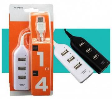 4 In 1 USB Hab