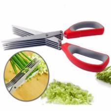 kitchen scissor  5 layers