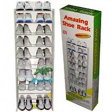10 Layer Portable Shoe Rack