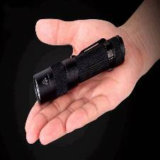 Rechargeable Zoomable Flashlight Torch