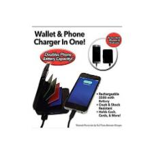 E-Charge Wallet Phone Charger