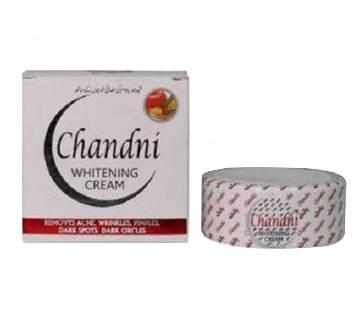 Chandni হোয়াইটেনিং ক্রিম  (Pakistan)
