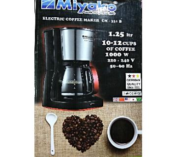 Miyako electric coffee maker