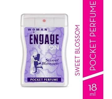 পকেট পার্ফিউম Engage  ফর ওমেন 18 ml -India