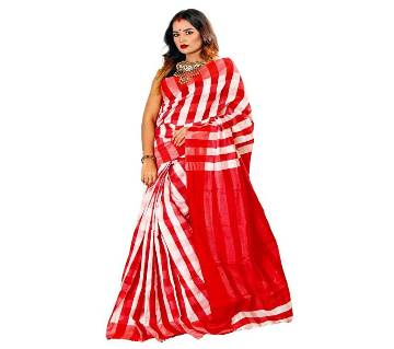Check Tosor Silk Saree 13 Hat With Blouse